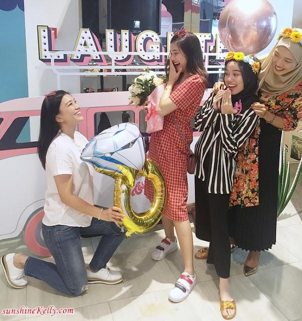 Benefit Cosmetics Malaysia, Lazada Malaysia, Online Shopping, Promo Link, Promo Code