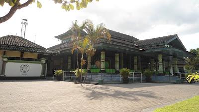 masjid pathok negoro wonokromopleret bantul