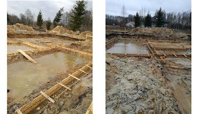 fundamenty domu z bali