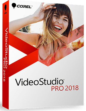 VideoStudio Pro 2018, Video Editing Software
