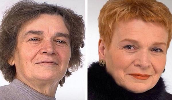 Κι όμως αυτές οι γυναίκες είναι το ίδιο πρόσωπο, Περιπτώσεις μεταμόρφωσης (photos)