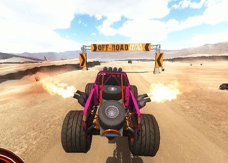 تحميل لعبة سيارات السباق الوعر Off-Road Super Racing كاملة ومجانية
