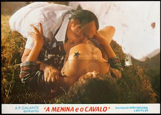 A Menina e o Cavalo (1983)