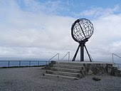 Globus , Nordkap