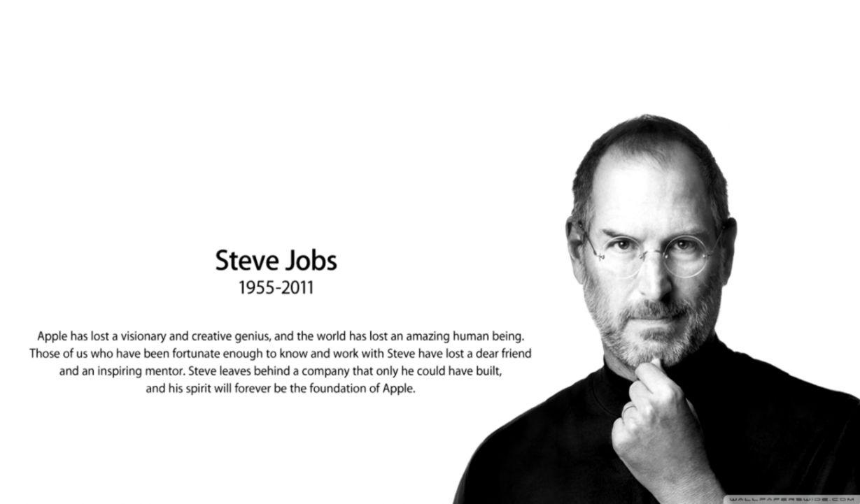 Quote Steve Jobs Wallpaper Wallpapers Jobs