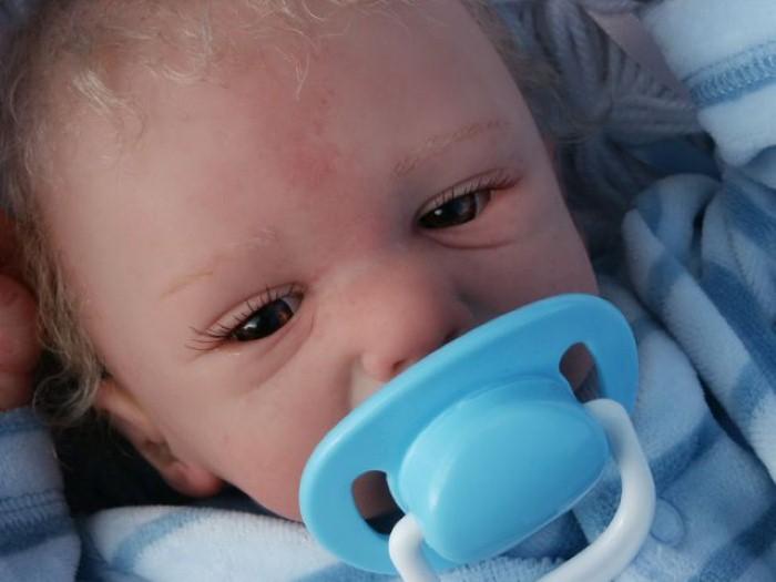 Куклы младенцев от Glenda Ewart 22