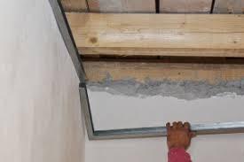 Cara Paling Mudah Pemasang Plafon Gypsum Untuk Rumah Sederhana 3