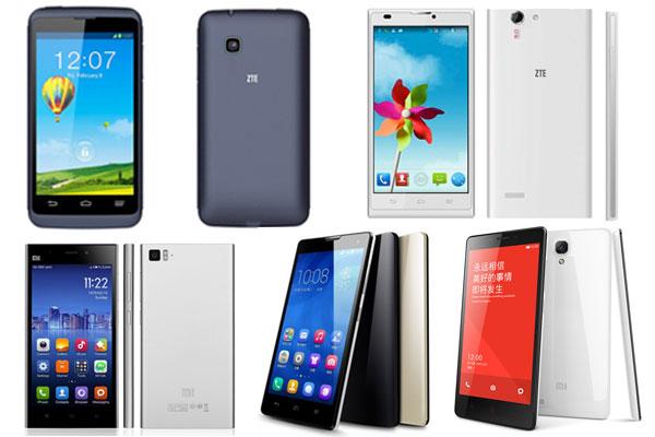 Smartphone Tiongkok Bombardir Pasar Tanah Air