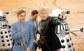 Doctor Who Death to the Daleks