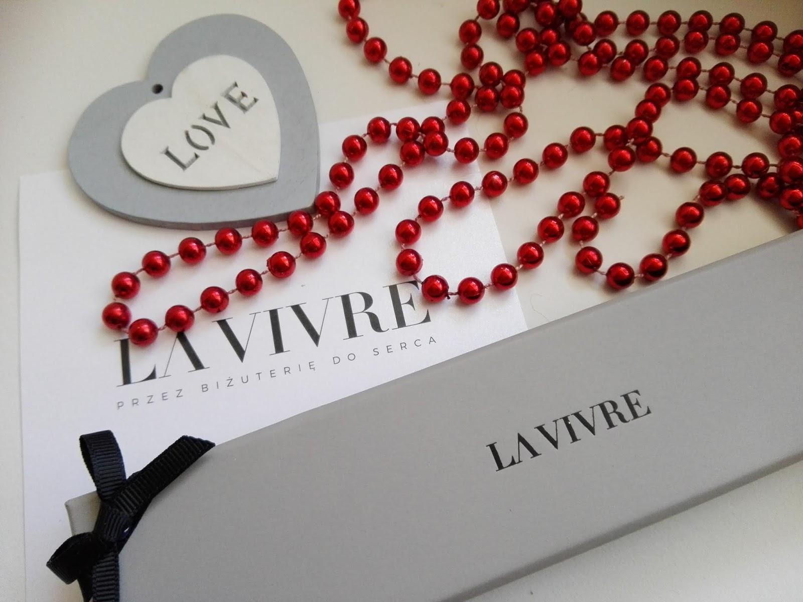 bransoletka srebtrna - LaVivre