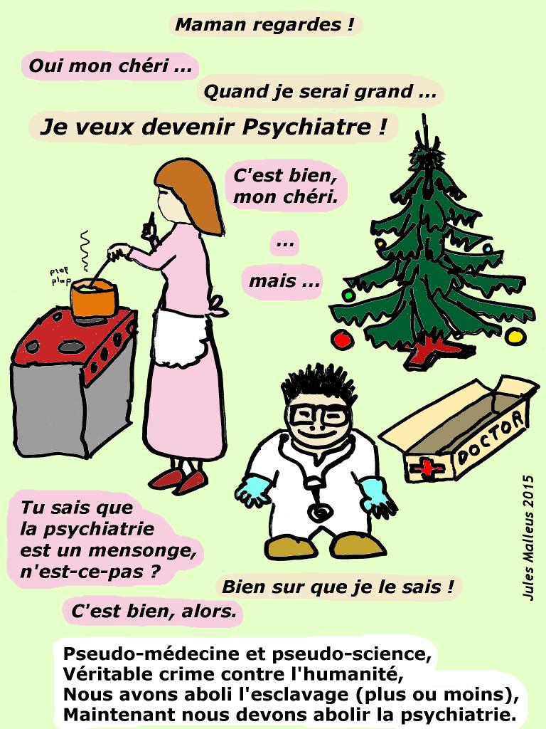 comment rencontrer un psychiatre