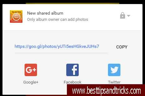 How to Embed Google Photos