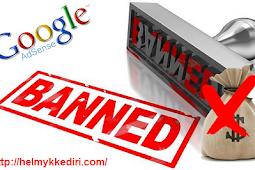 Mendaftarkan kembali blog yang kebanned adsense
