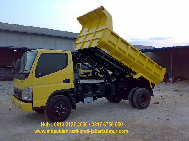 paket kredit dp kecil dump truck colt diesel 2019