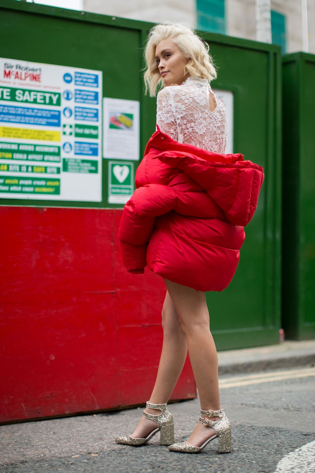 Streetstyle London Fashion Week