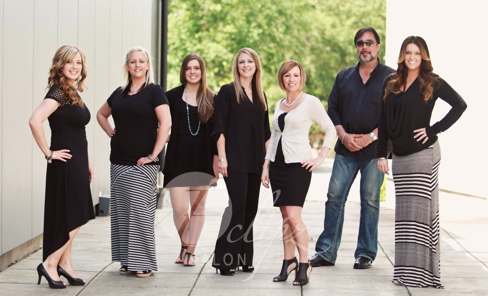 Eclipz Salon Team in Bothell