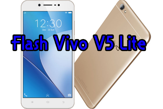 Cara Flash Vivo V5 Lite via Flashtool Tested Sukses 100% Firmware