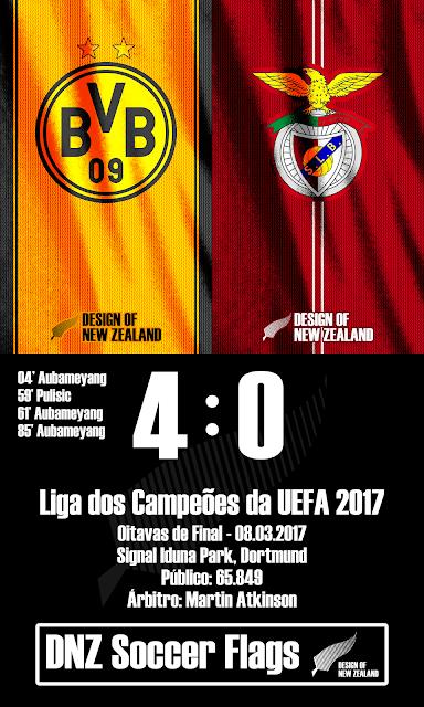 Wallpapers Borussia Dortmund Benfica