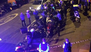 Kepolisian Ciduk Dua Pelaku Penyiraman Air Keras di London