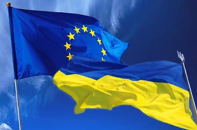 Ucrainei - Uniunea Europeană