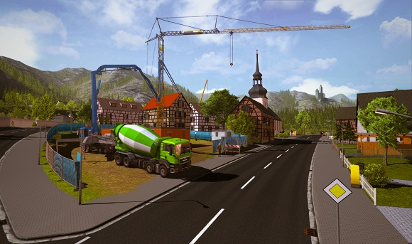 Construction Simulator 2015 Free Download Pc Game Full
