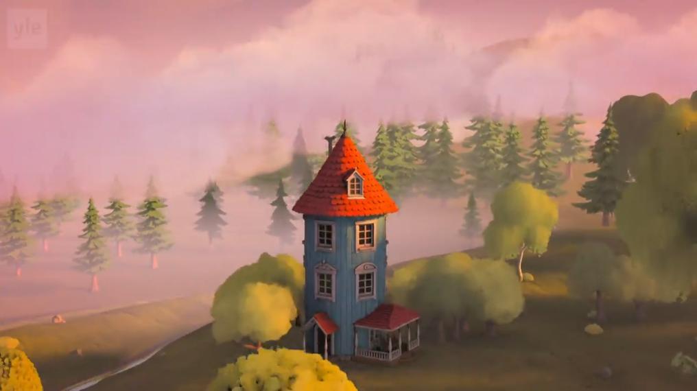 Fantastic!: Moominvalley ep 1