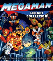 Mega Man Legacy Collection - PC (Download Completo em Torrent)
