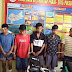 Polisi Ringkus Komplotan Spesialis Begal Jalinsum, Salah Seorang Dilumpuhkan Dengan Timah Panas
