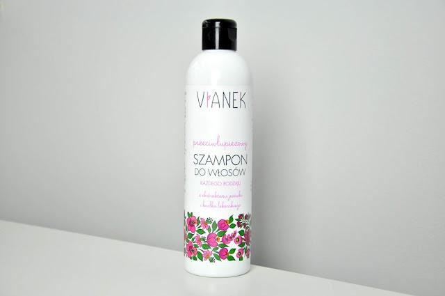 przeciwłupieżowy szampon do włosów vianek