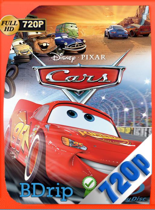 Cars (2006) 720p BDRip Dual Latino-Inglés [GoogleDrive] [SYLAR]
