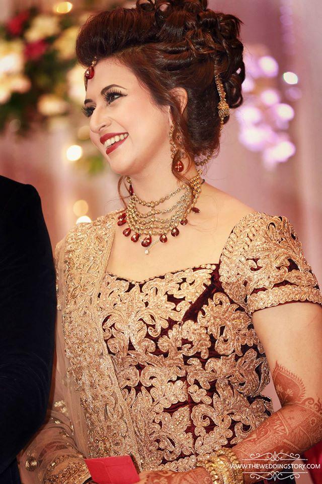 Divyanka Tripathi Vivek Dahiya Wedding Reception Bling Sparkle