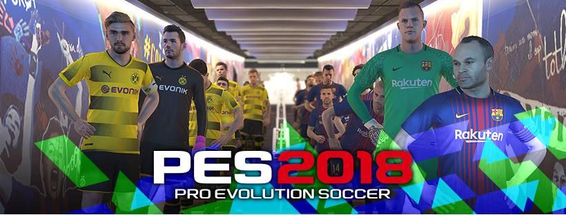 KONAMI gres saja merilis game sepakbola andalannya merupakan Pro Evolution Soccer atau PES beb Kekurangan dan Kelebihan PES 2018 versi PC