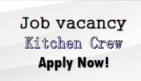 Kitchen Crew (Dubuyo IMAGO Shopping Mall)