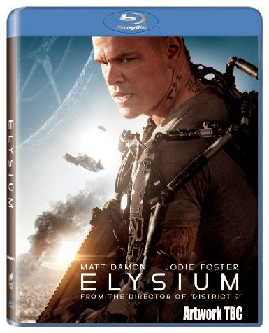 Elysium 2013 720p BluRay 900mb
