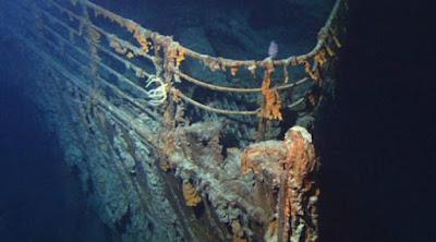 Makhluk Laut Ini Akan 'Memakan Habis' Bangkai Kapal RMS Titanic-Info Terupdate Dan Terkini