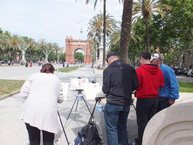 Barcelona-Arc-Triomf