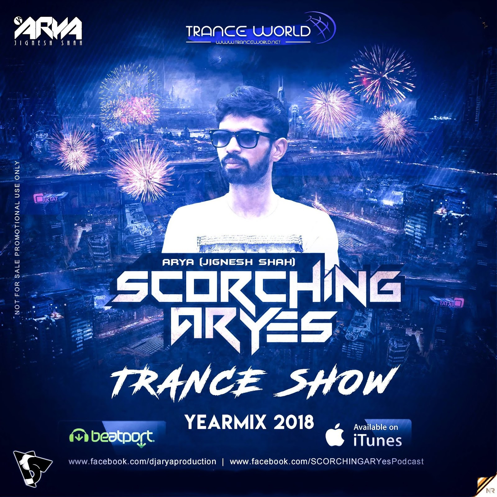 SCORCHING ARYes YearMIX 2018 - ARYA (Jignesh Shah)