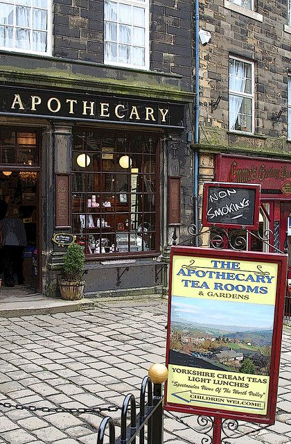 The Apothecary Tea Rooms Haworth
