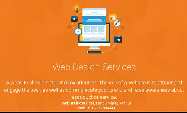 website designer in kanpur