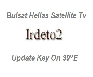 Bulsat Hellas Satellite Tv New Irdeto 2 Update Key On 39°E
