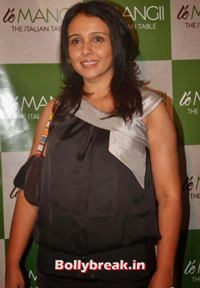 Suchitra Krishnamoorthi, Page 3 Celebs at 'Le Mangii' Launch Party
