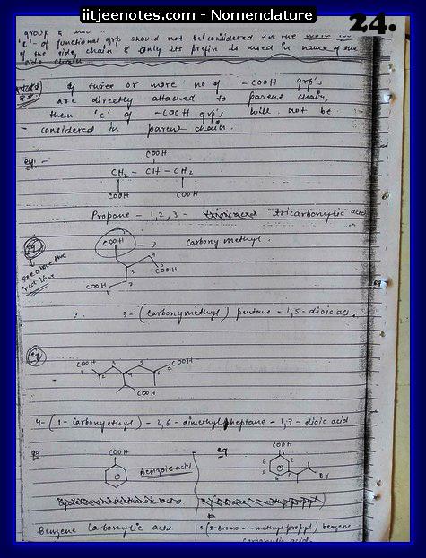 Nomenclature Notes8