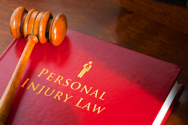 Personal Injury Claims the Law