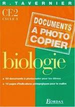 *Fichier sciences CE1/CE2/CM1