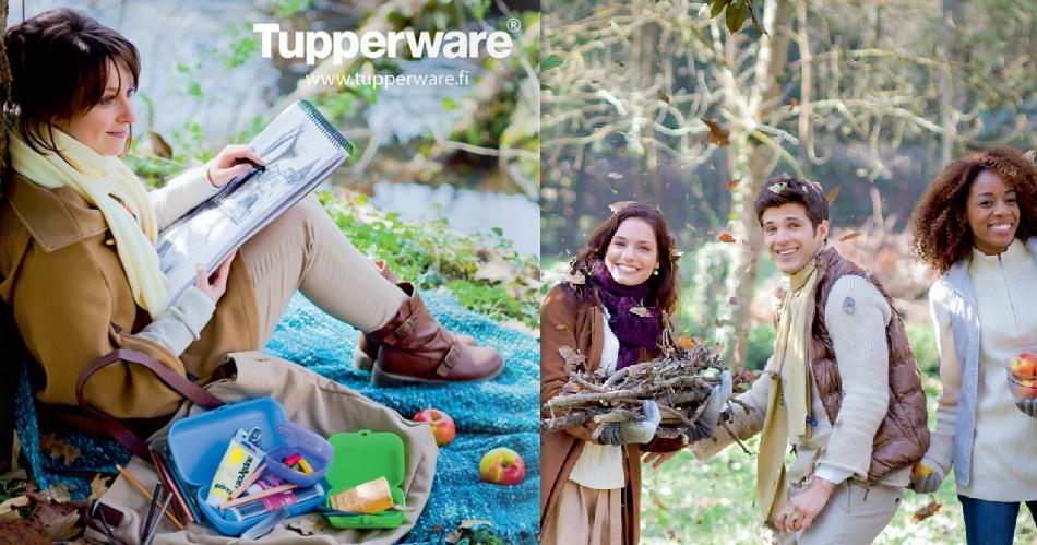 Tupperware Leikkuri