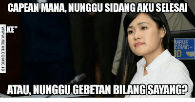 18 Meme Lucu 'Gebetan' Ini Bikin Ngakak Gemeteran Gimana Gitu