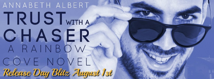 Trust With A Chaser Release Day Blitz