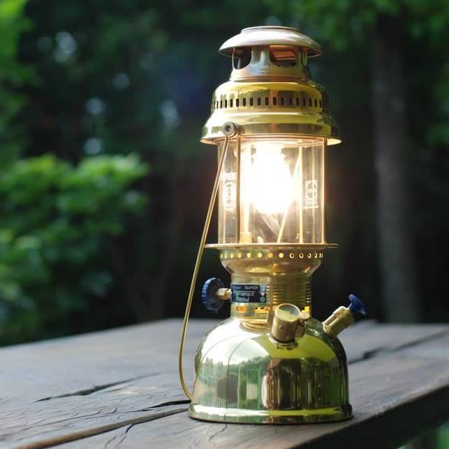 門外漢的格子: 第一盞汽化燈入手 Petromax HK500