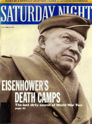 campos de la muerte de Eisenhower