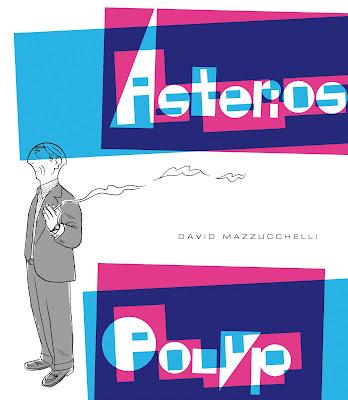 Reseña a Asterios Polyp comic de David Mazzuchelli por Daniel Rojas Pachas
